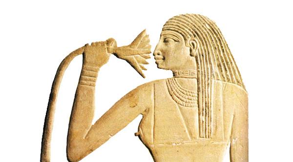 Aromaterapija v zgodovini