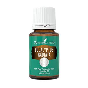 Eterično olje evkalipt radiata