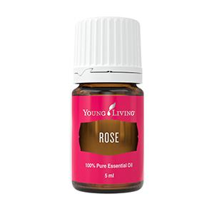 eterično olje vrtnica