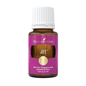 Mešanica eteričnih olj radost