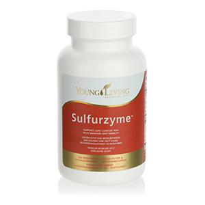 Prehranska dopolnila sulfurzyme kapsule