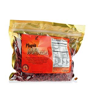 Prehranska dopolnila posušene goji jagode
