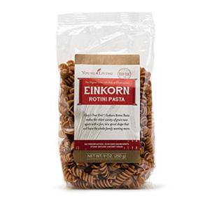 Prehranska dopolnila testenine iz pšenice enozrnice
