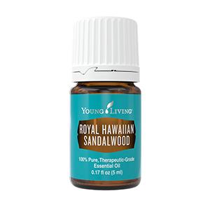 Eterično olje Havajska Kraljeva Sandalovina