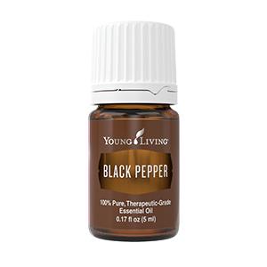 Eterično olje črni poper