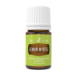 Eterično olje limonina mirta
